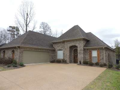 Rankin County Single Family Home For Sale: 108 Butler Creek Dr
