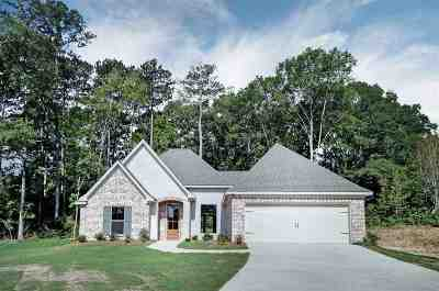 Rankin County Single Family Home For Sale: 121 Sylvia's Place