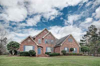 Hinds County Single Family Home For Sale: 1168 Tara Ln