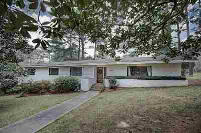 Hinds County Single Family Home Contingent/Pending: 1454 Rebel Dr