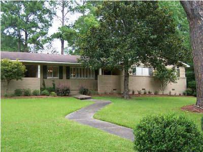 Jackson Single Family Home For Sale: 4140 Comanche Dr