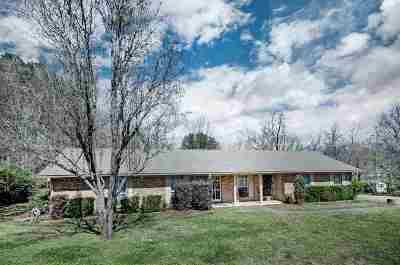 Single Family Home For Sale: 521 East Jasper St.