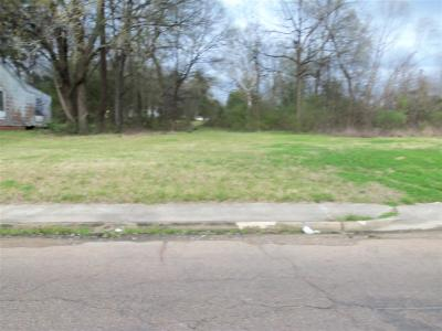 Jackson Residential Lots & Land For Sale: South Prentiss St