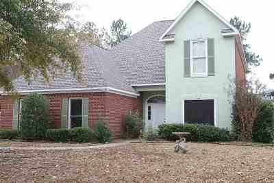 Ridgeland Single Family Home For Sale: 329 Indian Gate Cir