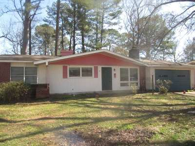 Hinds County Single Family Home For Sale: 2280 Charmwood Cir