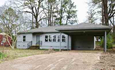 Hinds County Single Family Home For Sale: 441 Benning Rd