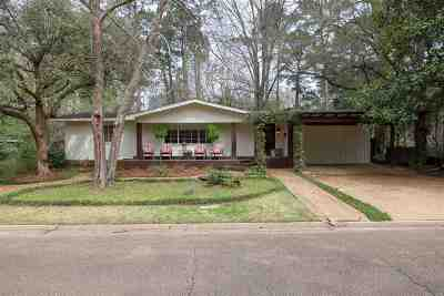 Hinds County Single Family Home For Sale: 1862 Parkridge Dr