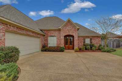Rankin County Single Family Home For Sale: 533 Springhill Crossing