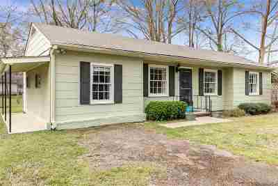 Pearl Single Family Home For Sale: 109 Pine Park Dr