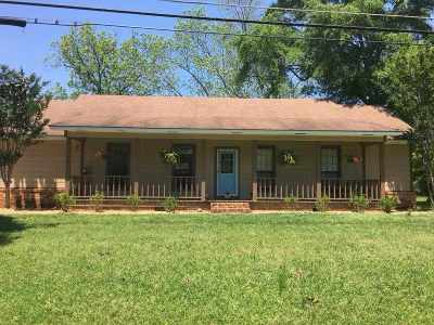 Neshoba County Single Family Home For Sale: 10031 Hwy 492 Hwy