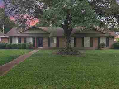 Hinds County Single Family Home For Sale: 5461 Meadow Oaks Pk Dr