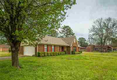 Hinds County Single Family Home For Sale: 4616 Wyndallwood Dr