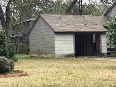 Hinds County Single Family Home For Sale: 4422 Desoto St
