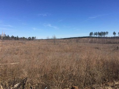 Attala County Residential Lots & Land For Sale: Hwy 440