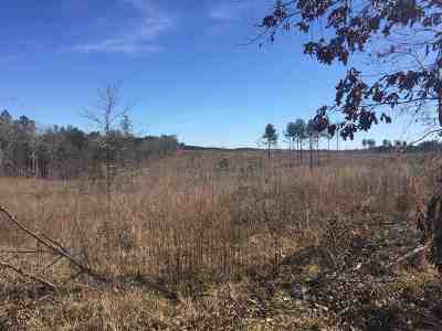 Attala County Residential Lots & Land For Sale: County Road 3106