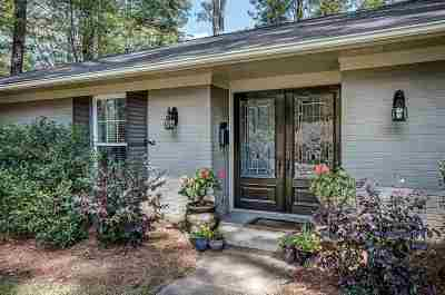 Hinds County Single Family Home For Sale: 5346 Balmoral Dr