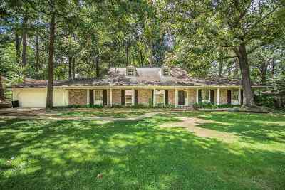 Hinds County Single Family Home For Sale: 4911 Shadowwood Dr