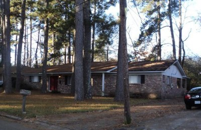 Hinds County Single Family Home For Sale: 3219 Bienville Dr