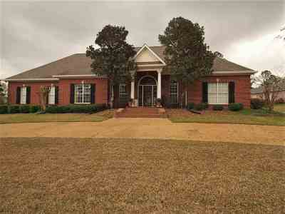 Madison County Single Family Home For Sale: 167 Whisper Lake Blvd