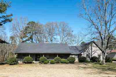 Hinds County Single Family Home For Sale: 166 Duran Ville