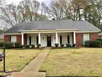 Hinds County Single Family Home For Sale: 5348 Fairway St