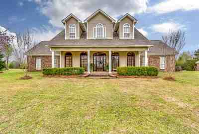 Rankin County Single Family Home For Sale: 130 Highland Ranch Rd