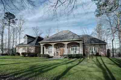 Brandon Single Family Home Contingent/Pending: 205 Overlook Cv