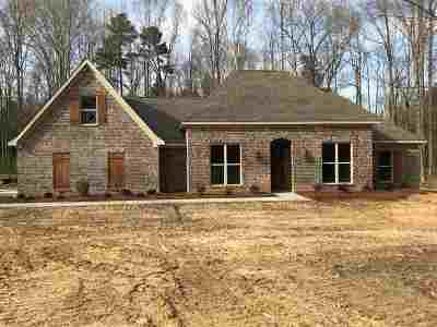 Hinds County Single Family Home For Sale: 3320 Kimbell Rd