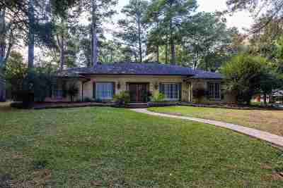 Hinds County Single Family Home For Sale: 5429 River Thames Rd