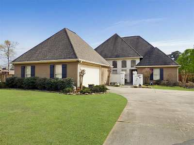 Brandon Single Family Home Contingent/Pending: 132 W Legacy Dr