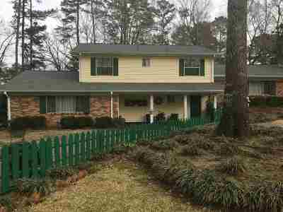 Hinds County Single Family Home For Sale: 167 Wynndale Lake Rd