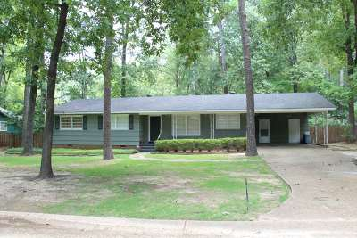 Hinds County Single Family Home For Sale: 5538 Pinelane Dr