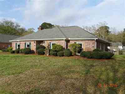 Rankin County Single Family Home For Sale: 104 Beaver Run