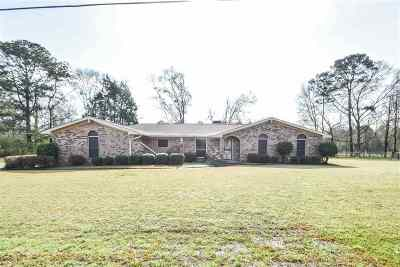 Hinds County Single Family Home For Sale: 1018 Westbury Sq