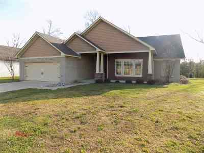 Canton Single Family Home Contingent/Pending: 134 Porter Ridge Dr