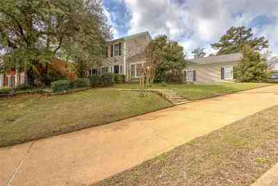 Hinds County Single Family Home For Sale: 57 Woodridge Pl