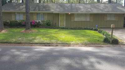 Jackson Single Family Home For Sale: 1463 Woody Dr