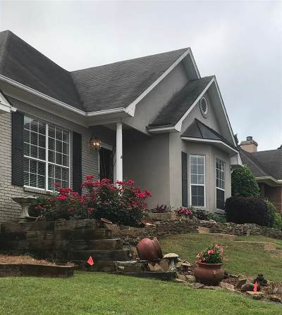 Madison County Single Family Home For Sale: 208 Baytowne Row