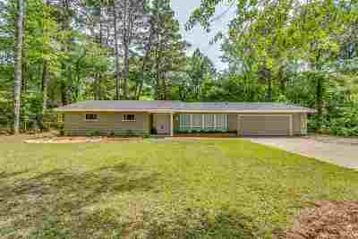 Hinds County Single Family Home For Sale: 1829 Meadowbrook Rd