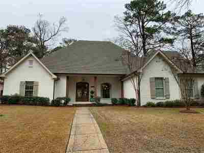 Hinds County Single Family Home For Sale: 2446 Nottingham Rd