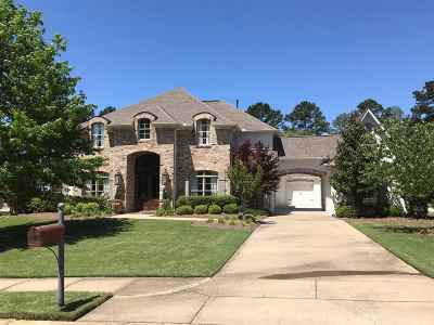 Madison County Single Family Home For Sale: 105 Cedar Woods Cv