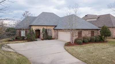 Canton Single Family Home For Sale: 115 Bradshaw Crossing Dr