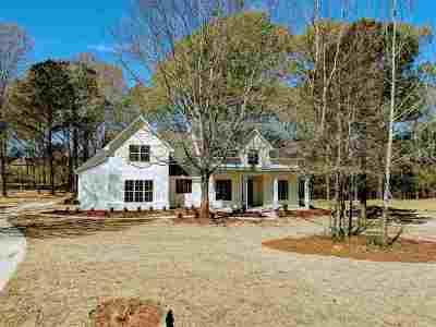 Madison Single Family Home For Sale: 123 Lake Ridge Dr