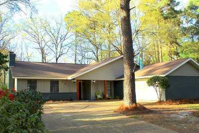 Brandon Single Family Home For Sale: 107 Park Trail