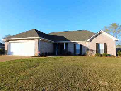 Brandon Single Family Home Contingent/Pending: 2042 S. Cobblestone Cv