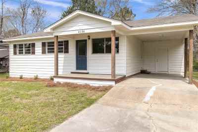 Pearl Single Family Home Contingent/Pending: 4138 Nancy St