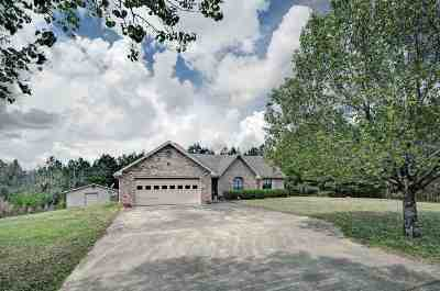 Simpson County Single Family Home For Sale: 141 Heed Neely Rd
