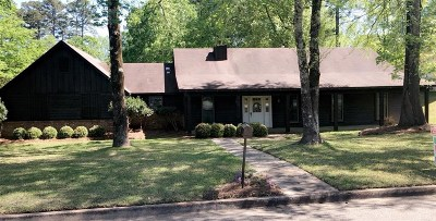 Rankin County Single Family Home For Sale: 601 Bradford Dr
