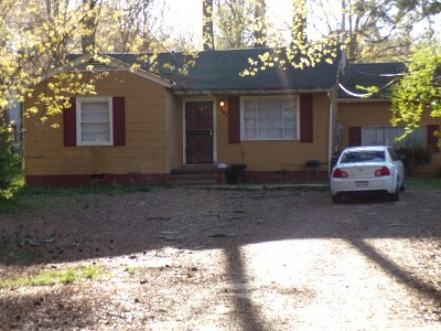 Hinds County Single Family Home For Sale: 241 Lea Cir