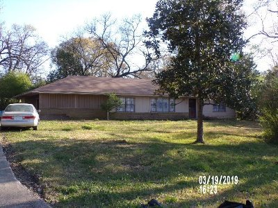 Hinds County Single Family Home For Sale: 3927 Faulk Blvd